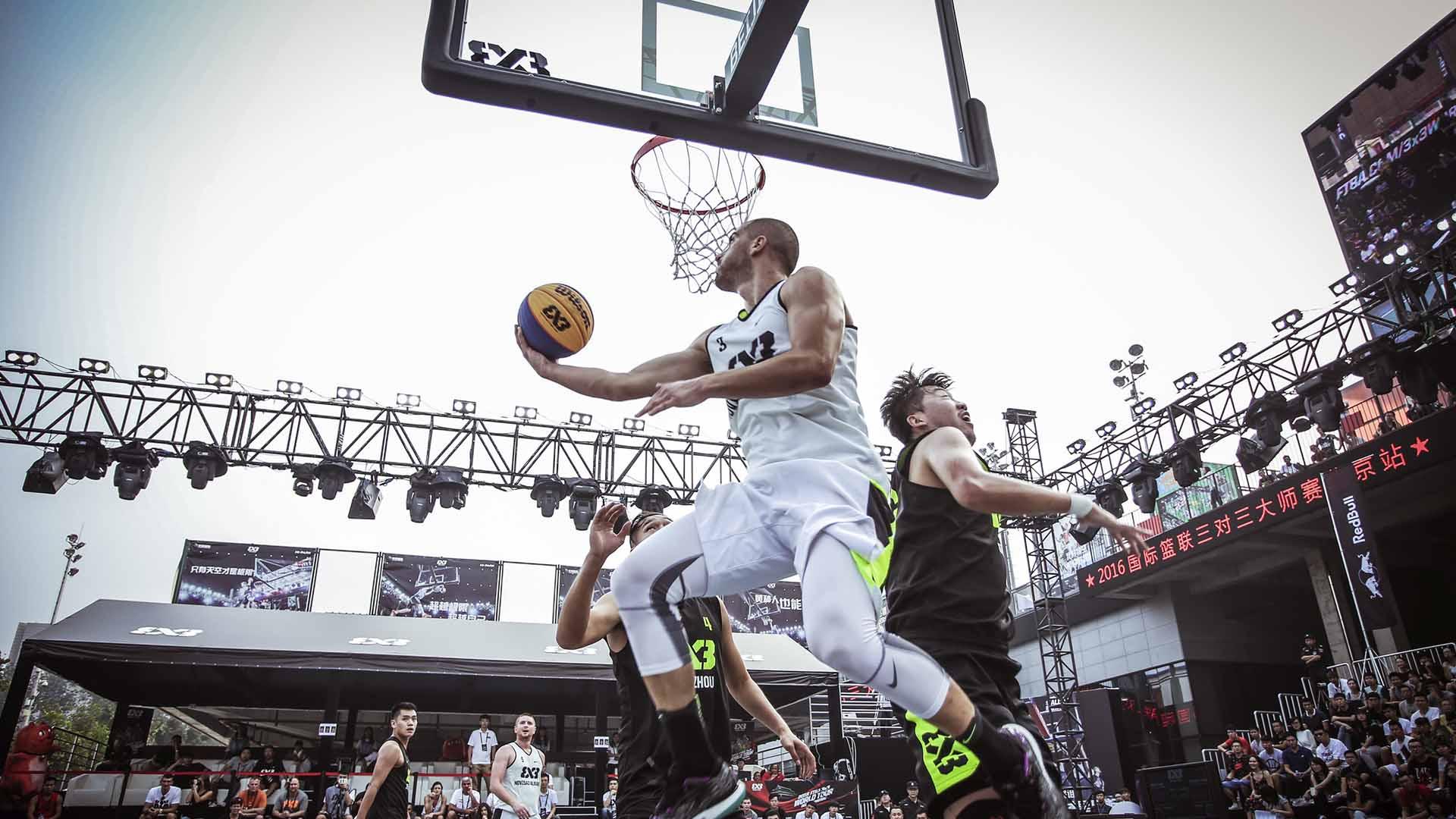 história basquete 3x3