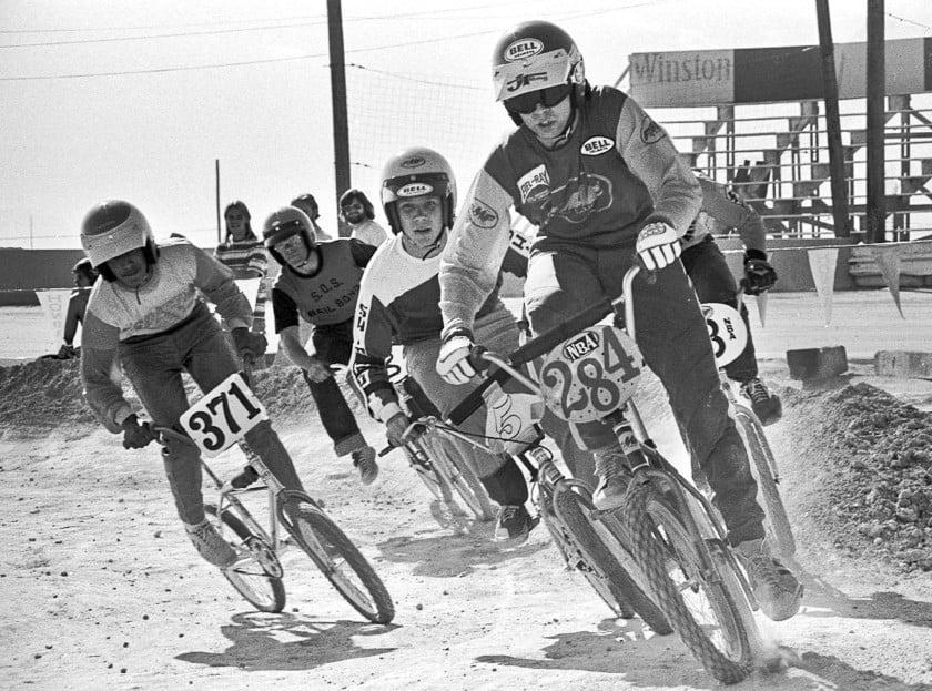 História do BMX