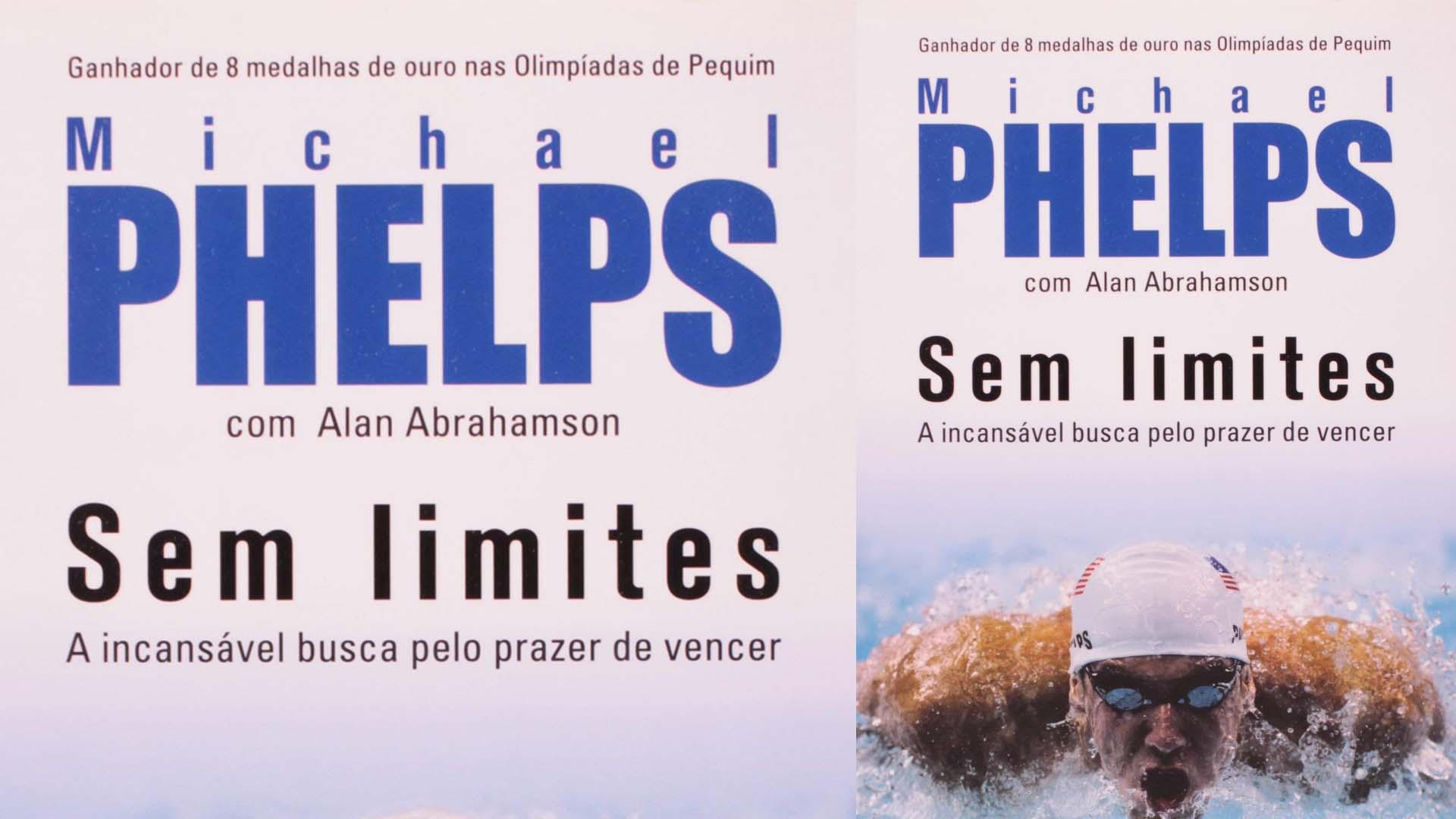 livro michael phelps