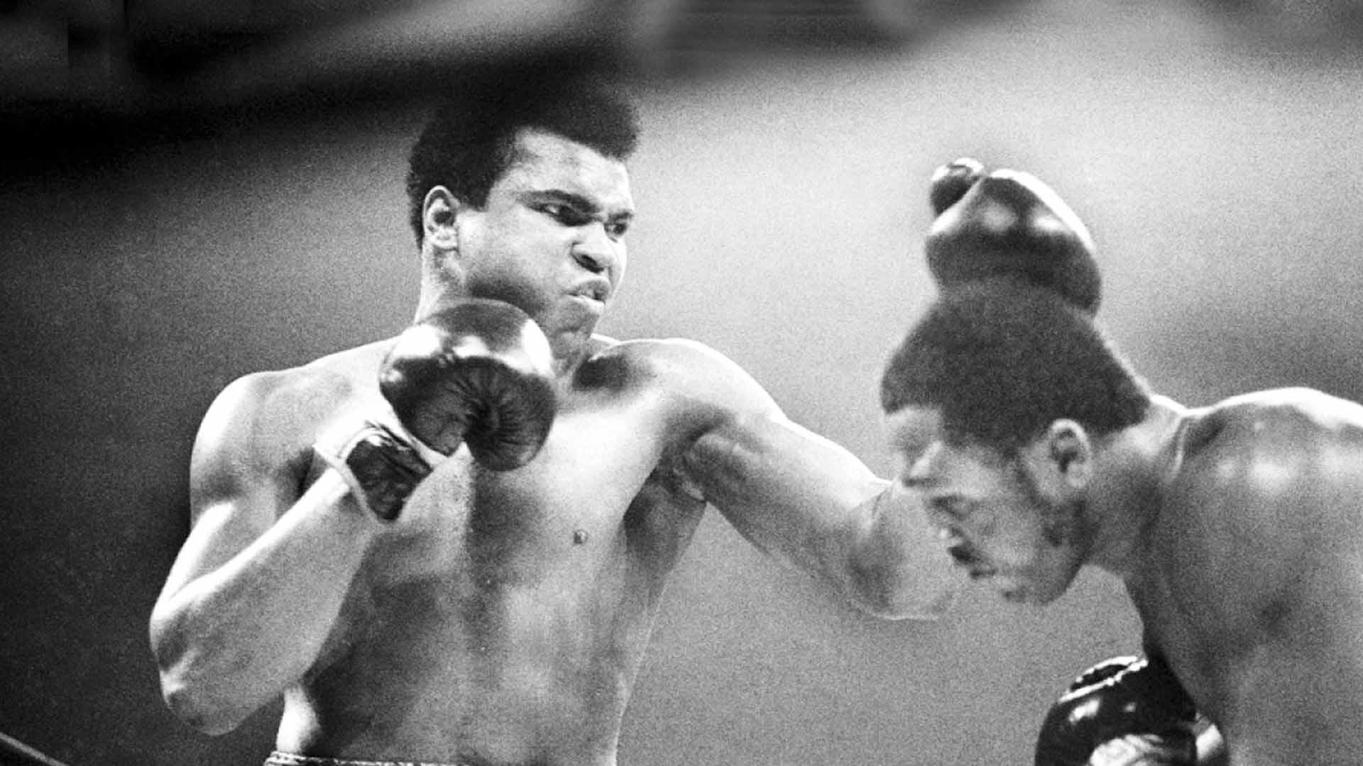 melhores lutas de boxe Joe Frazier x Muhammad Ali