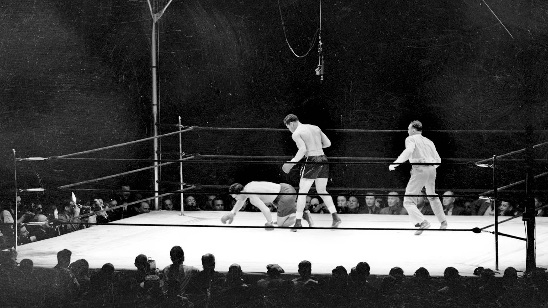 melhores lutas de boxe Joe Louis x Max Schmelling