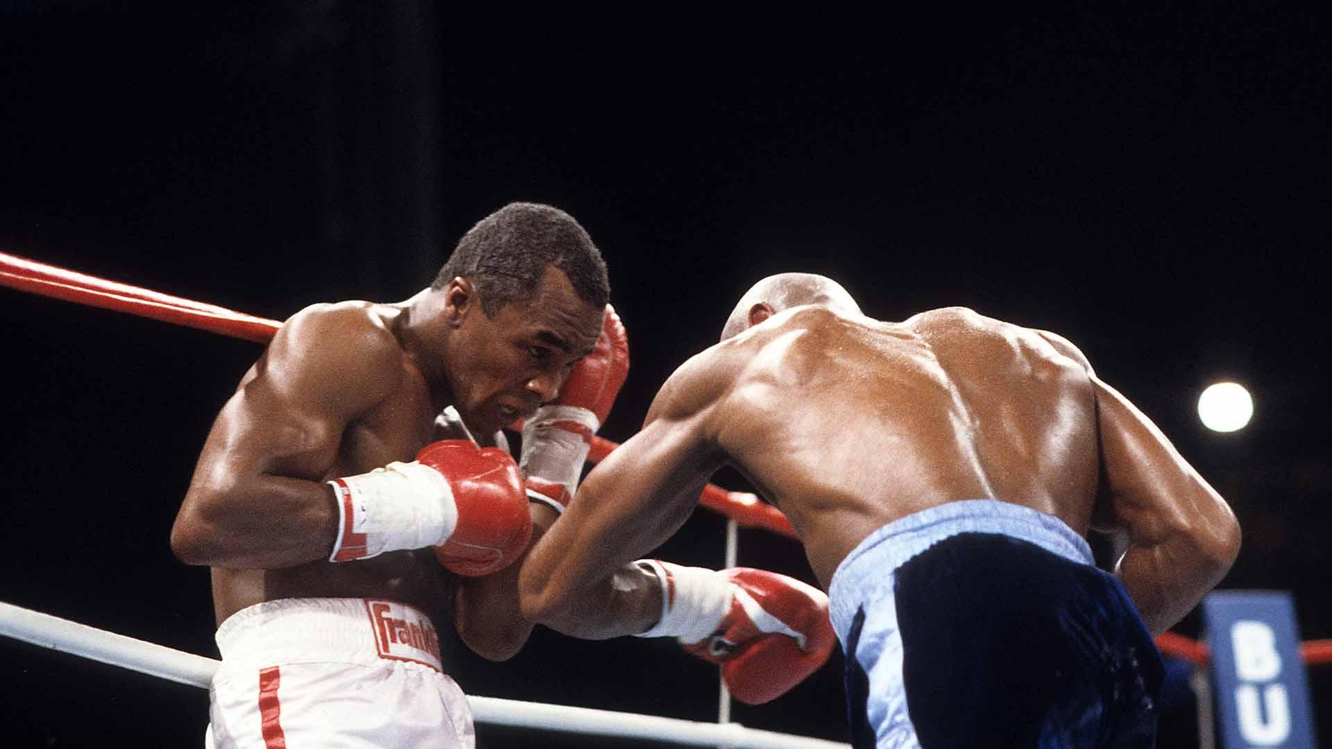 melhores lutas de boxe Sugar Ray Leonard x Marvin Hagler