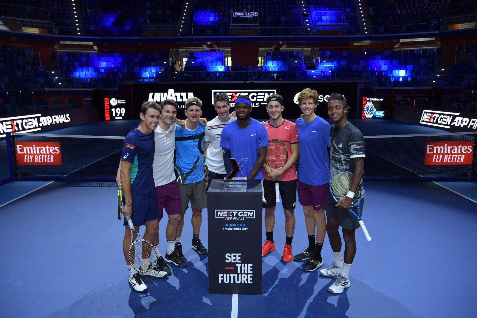 Como funciona o ATP Next Gen Finals