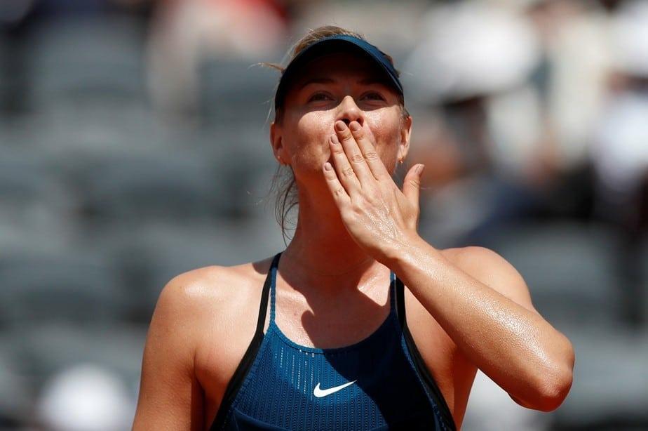 Quem é Maria Sharapova