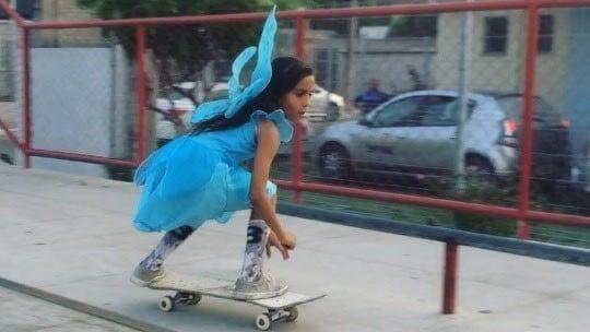 Rayssa Leal fadinha do skate