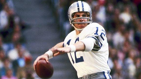 Roger Staubach maiores quarterbacks de todos os tempos