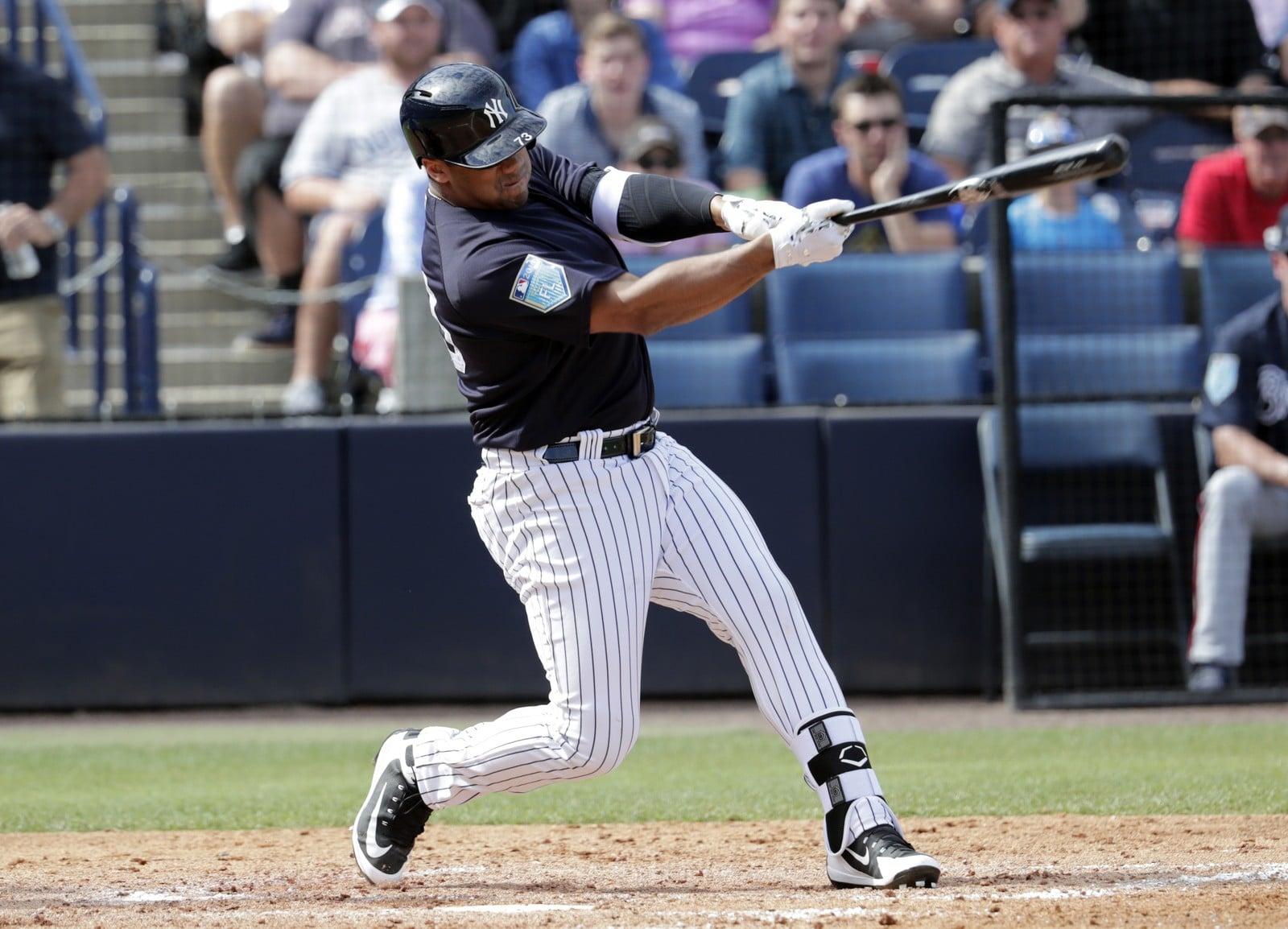 Russell Wilson no beisebol