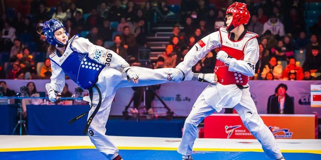 Técnicas de defesa do Taekwondo