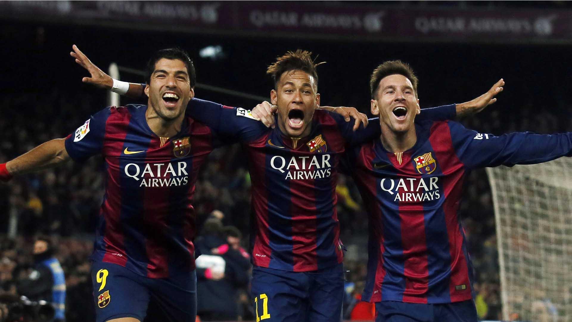 trio msn barcelona