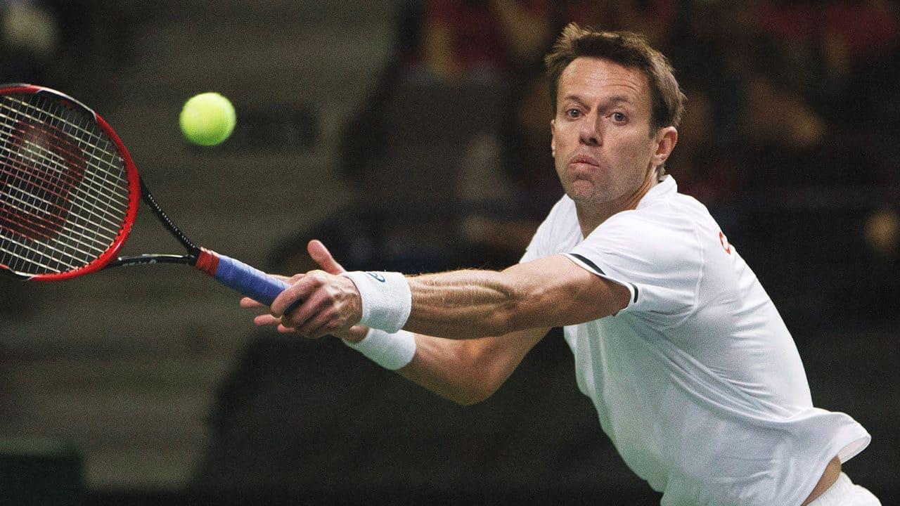 Daniel Nestor melhor jogador de duplas do tênis
