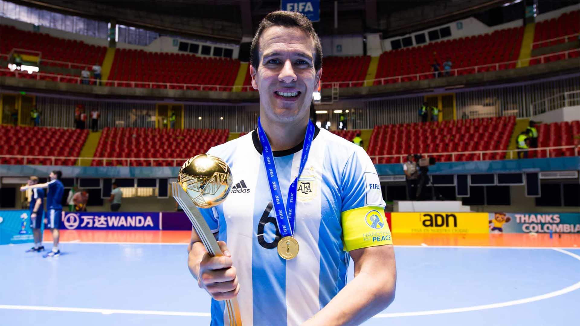 Fernando Wilhelm futsal
