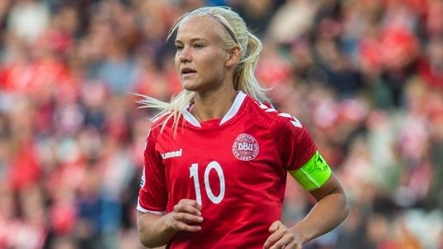 Pernille Harder melhores jogadoras de futebol feminino