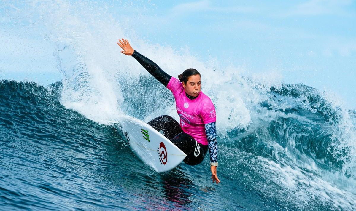 Tyler Wright as melhores surfistas do mundo