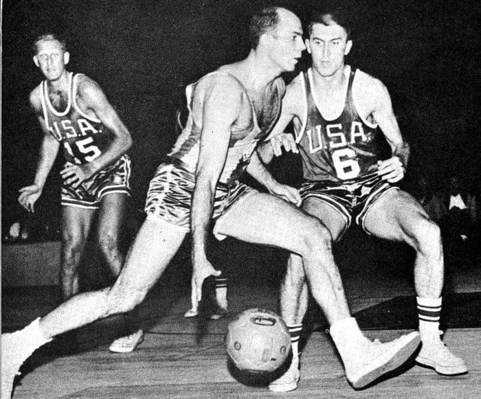 Amaury Pasos melhores jogadores brasileiros de basquete da história
