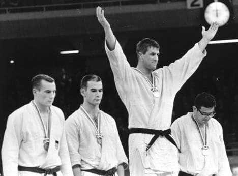 Anton Geesink melhores judocas de todos os tempos