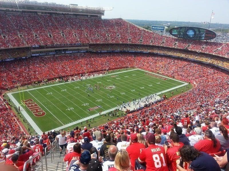 Arrowhead Stadium Kansas City Chiefs