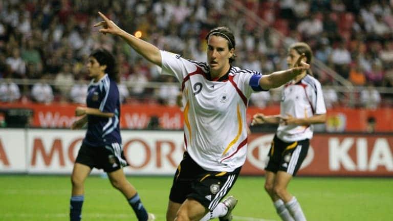 Birgit Prizn melhores jogadoras de futebol da história