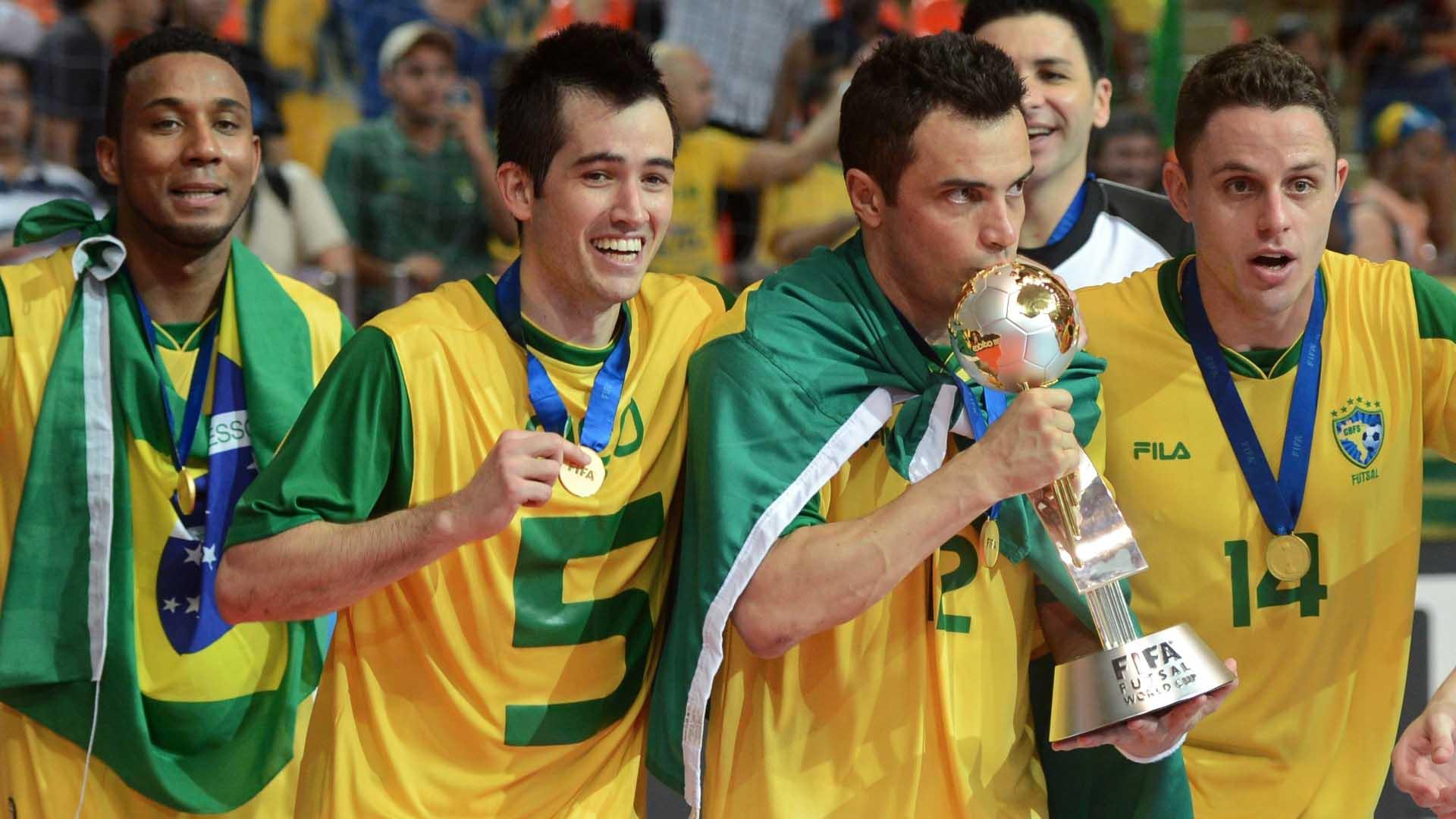 brasil copa do mundo de futsal