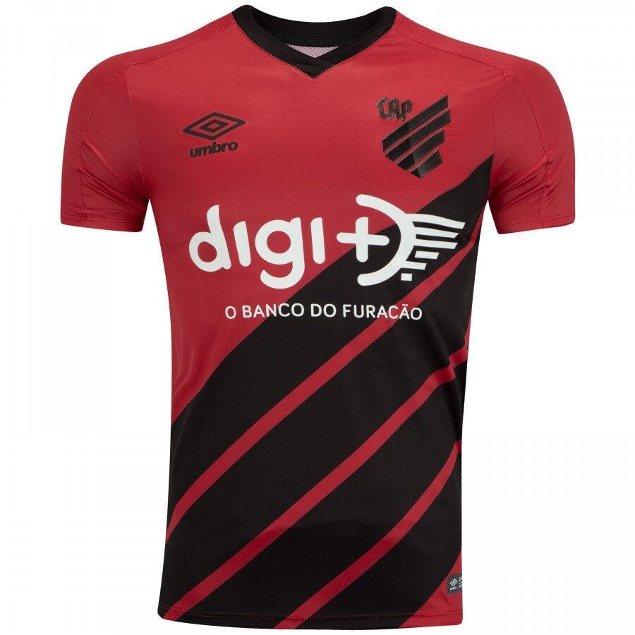 Camisa do Athletico Paranaense