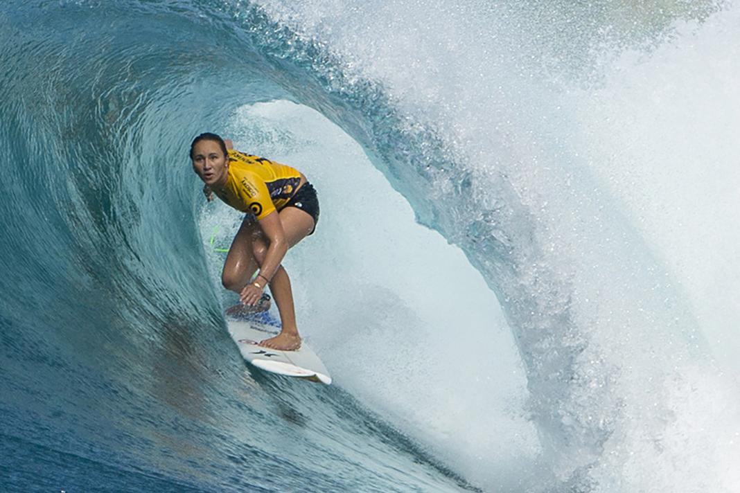 Carissa Moore melhor surfista do mundo