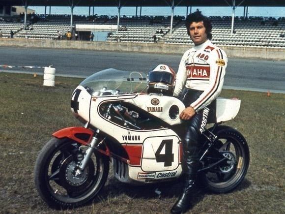 Giacomo Agostini maior campeão da história da MotoGP