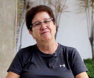 Maria Helena Campos, a Heleninha