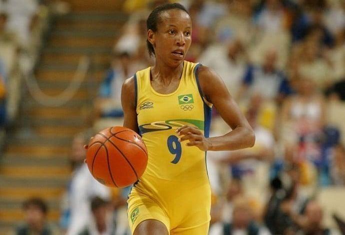 Janeth Arcain melhores jogadores brasileiros de basquete da história