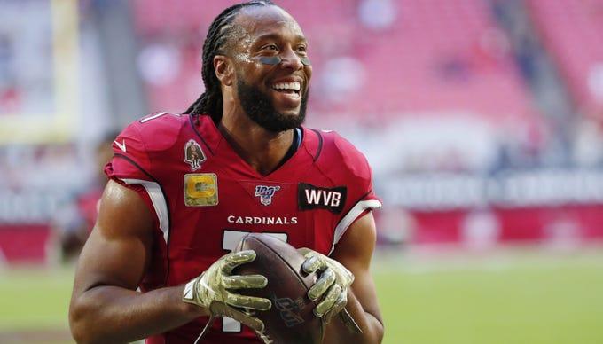 Larry Fitzgerald melhores wide receivers da NFL