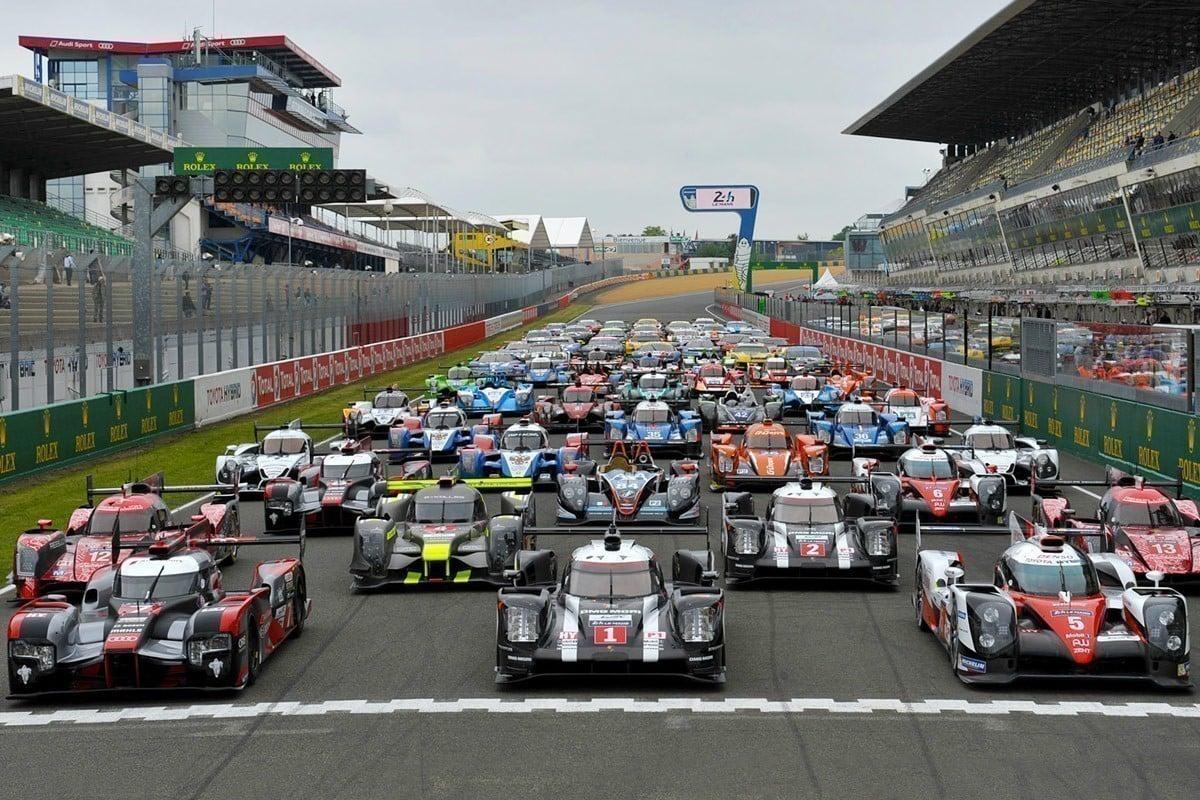 Como funciona 24 Horas de Le Mans