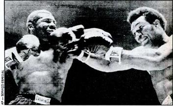 Luis Faustino Pires maiores boxeadores do Brasil