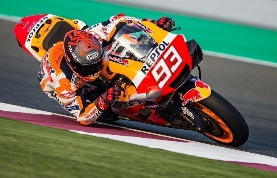 Equipes e pilotos da MotoGP