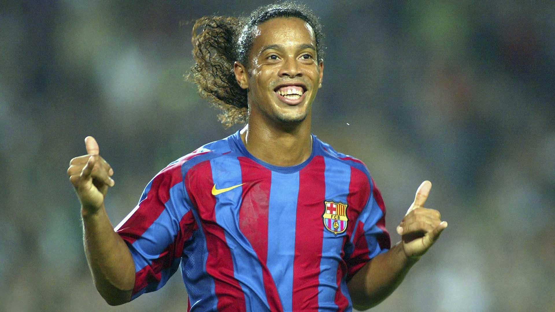 melhores jogadores do campeonato espanhol ronaldinho