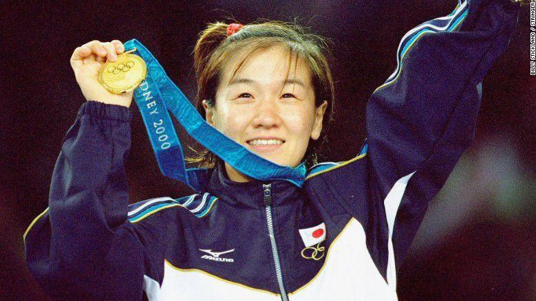 Ryoko Tani melhor judoca de todos os tempos