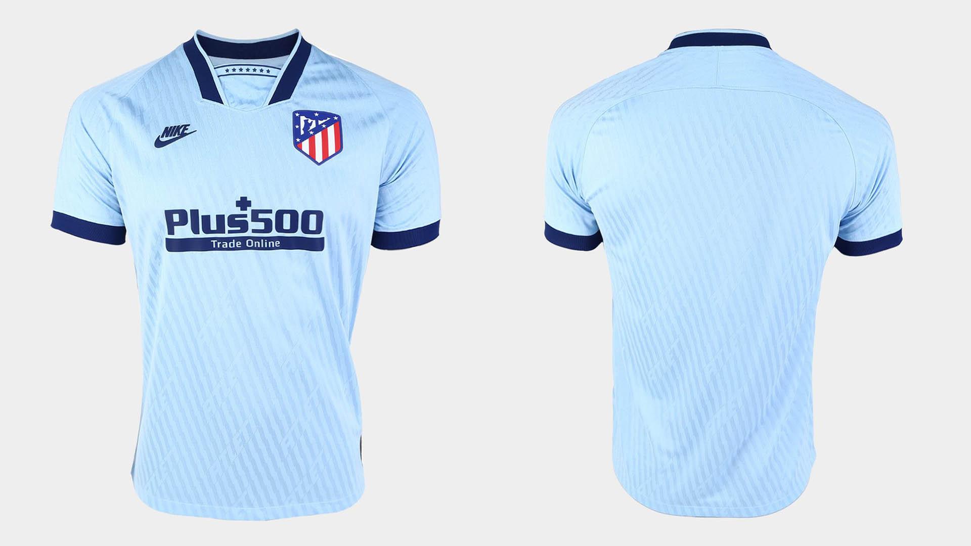 terceiro uniforme atletico madrid 2019 20