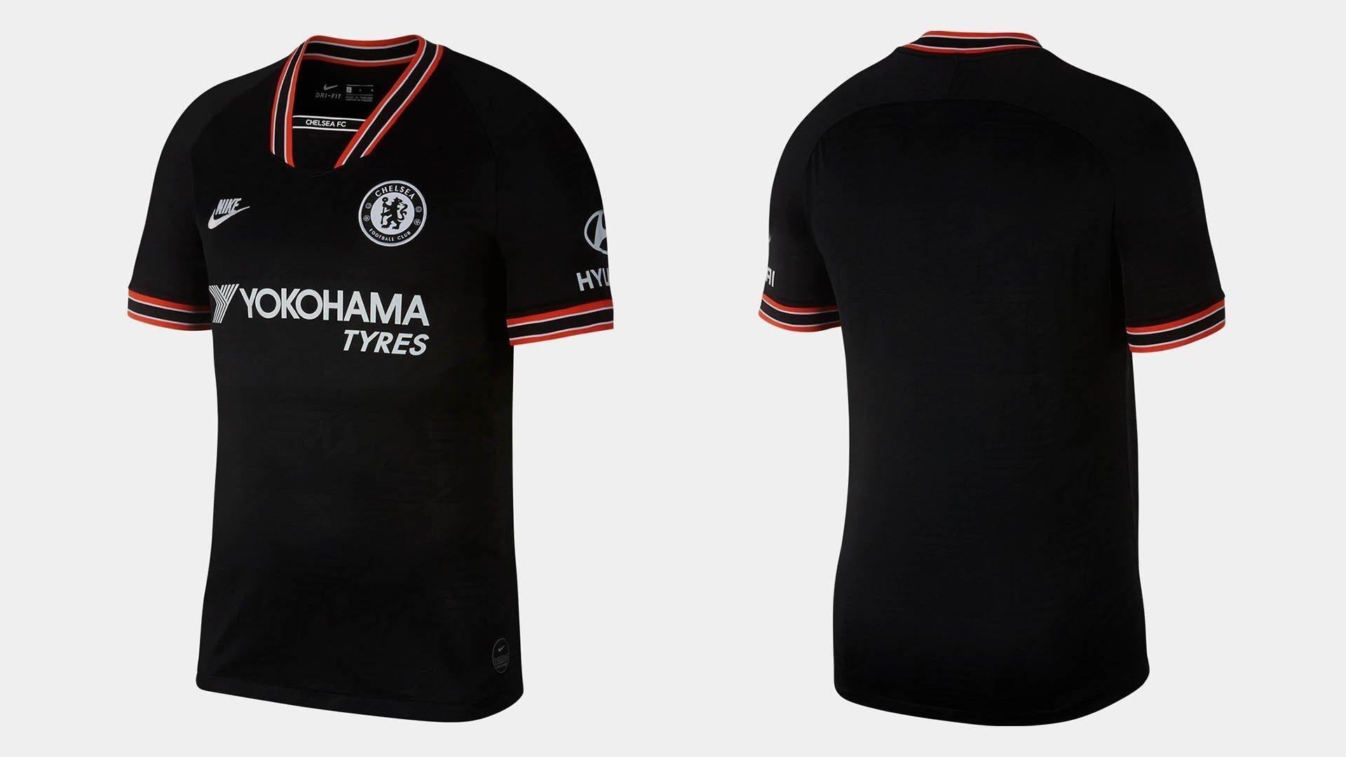 terceiro uniforme chelsea 2019 20