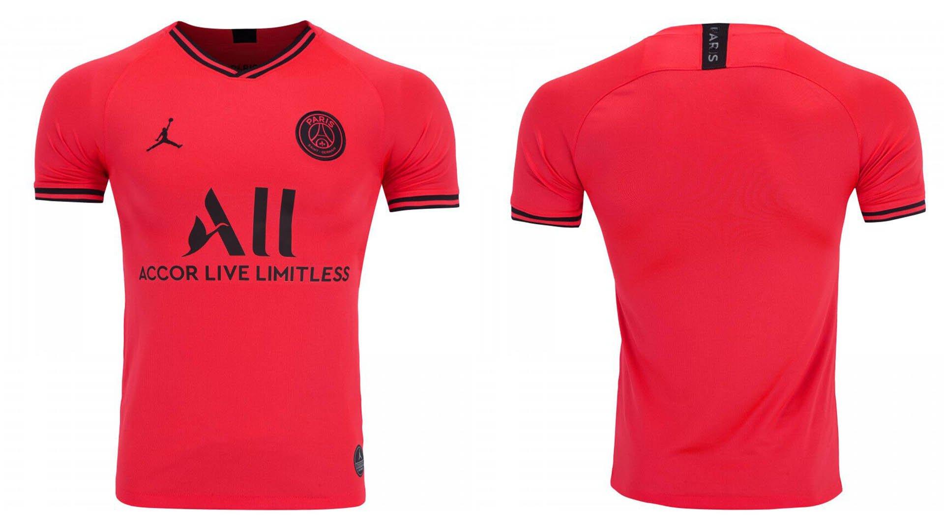 uniforme reserva psg 2019 20
