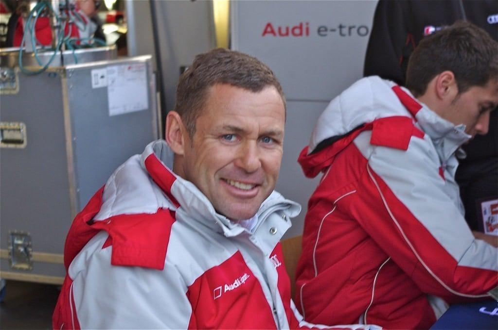 Tom Kristensen é o maior vencedor da história das 24 Horas de Le Mans