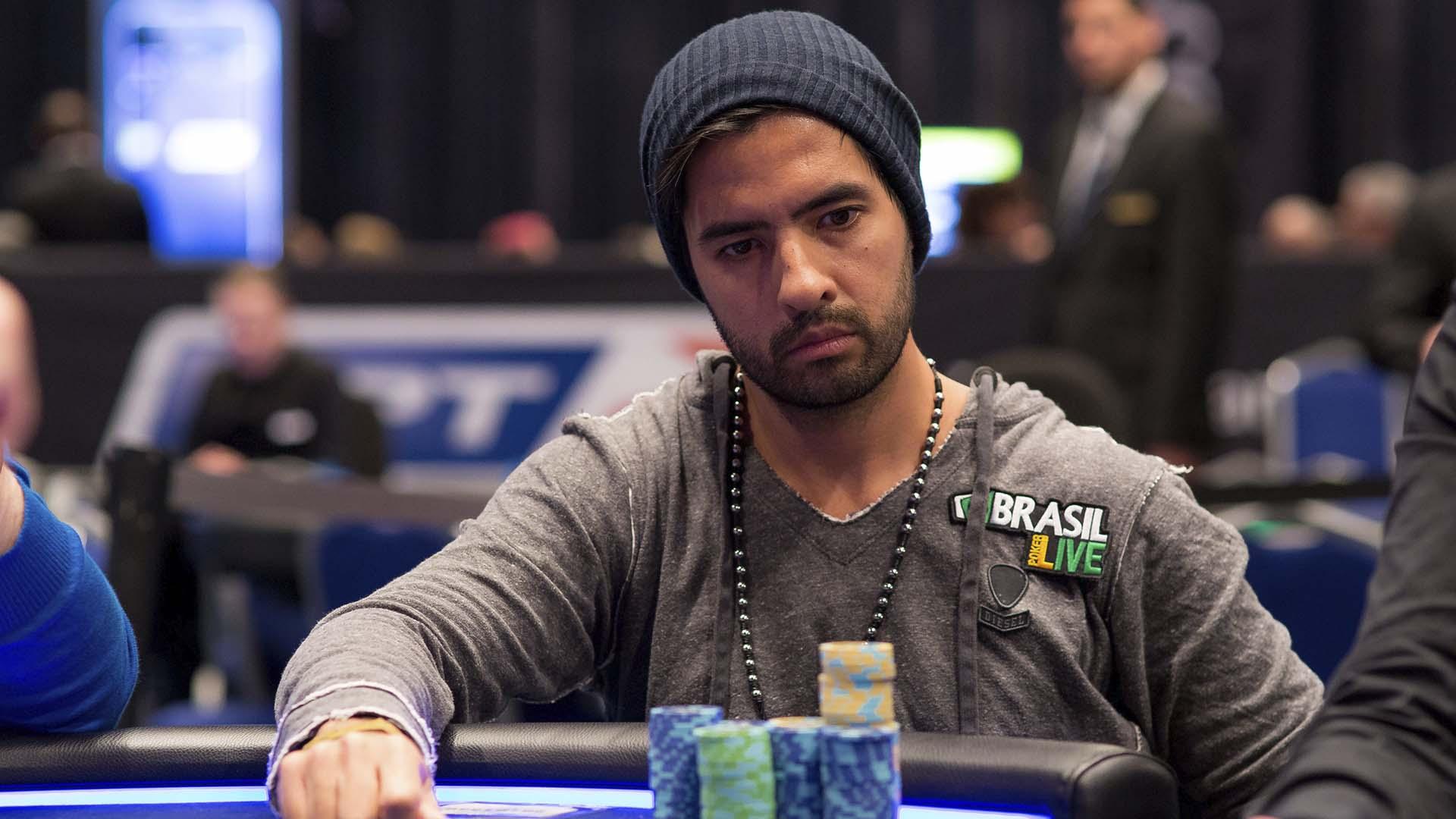 brasileiros que mais ganharam dinheiro no poker thiago nishijima