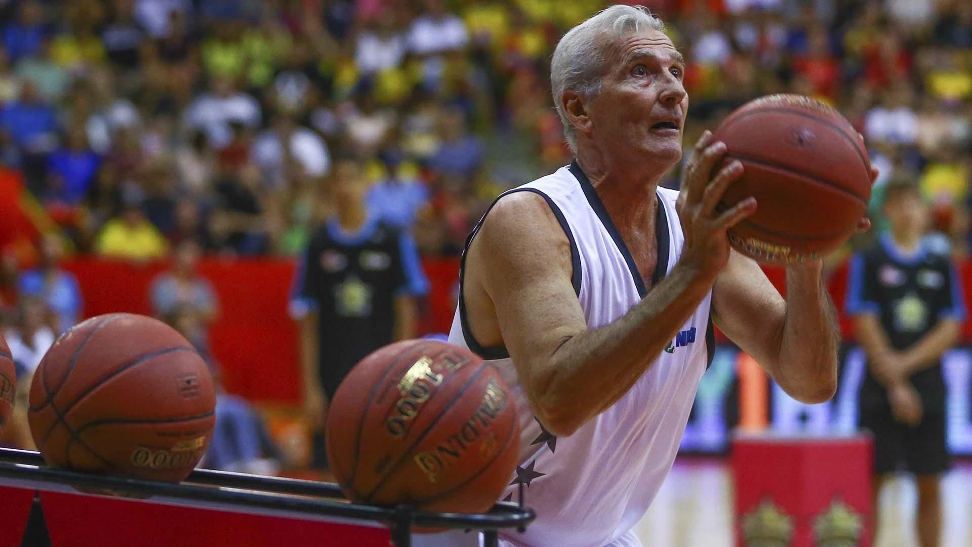 fausto basquete