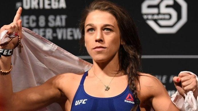 Joanna Jedrzejczyk melhores lutadoras do UFC na história