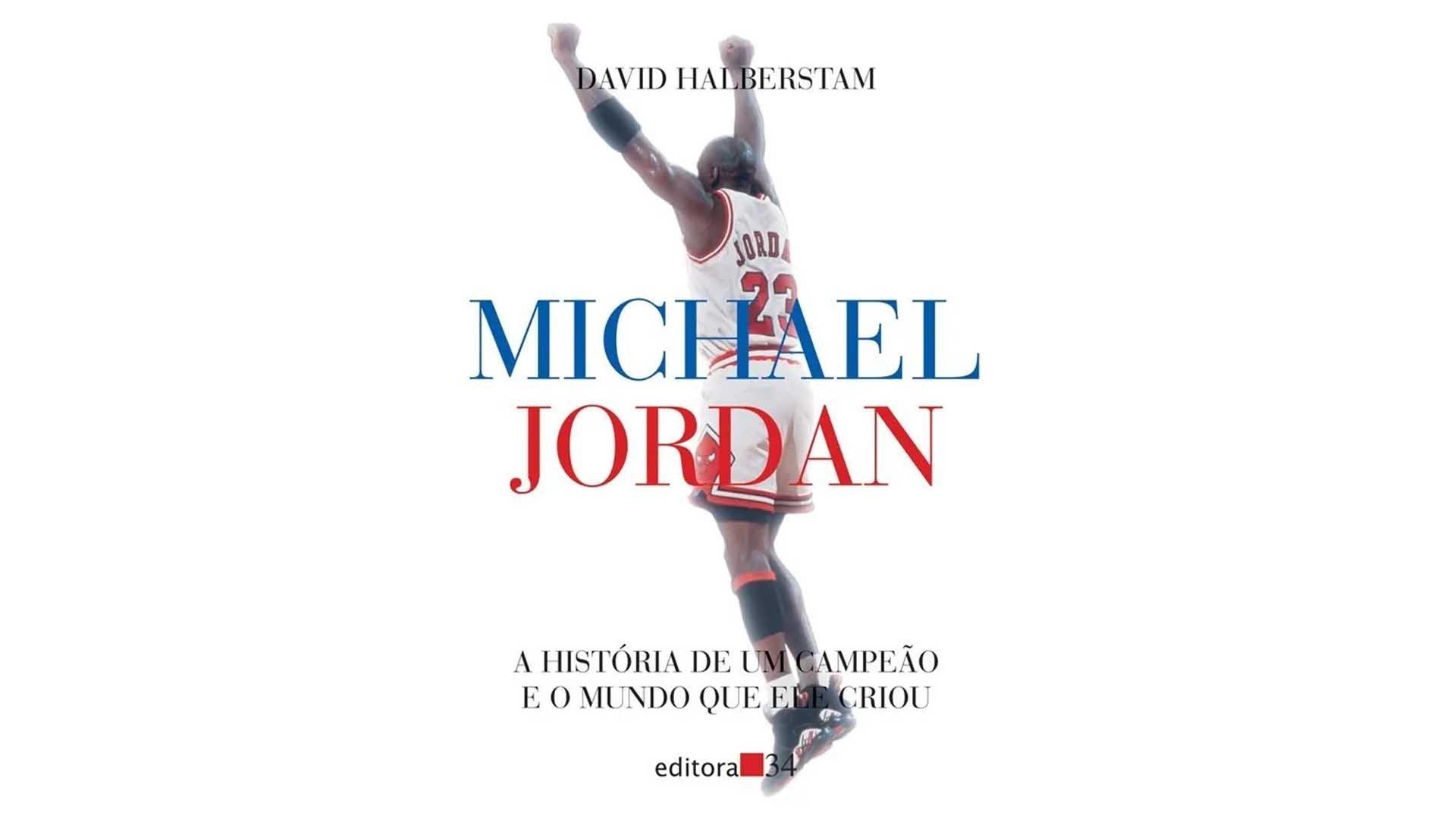 livro do michael jordan