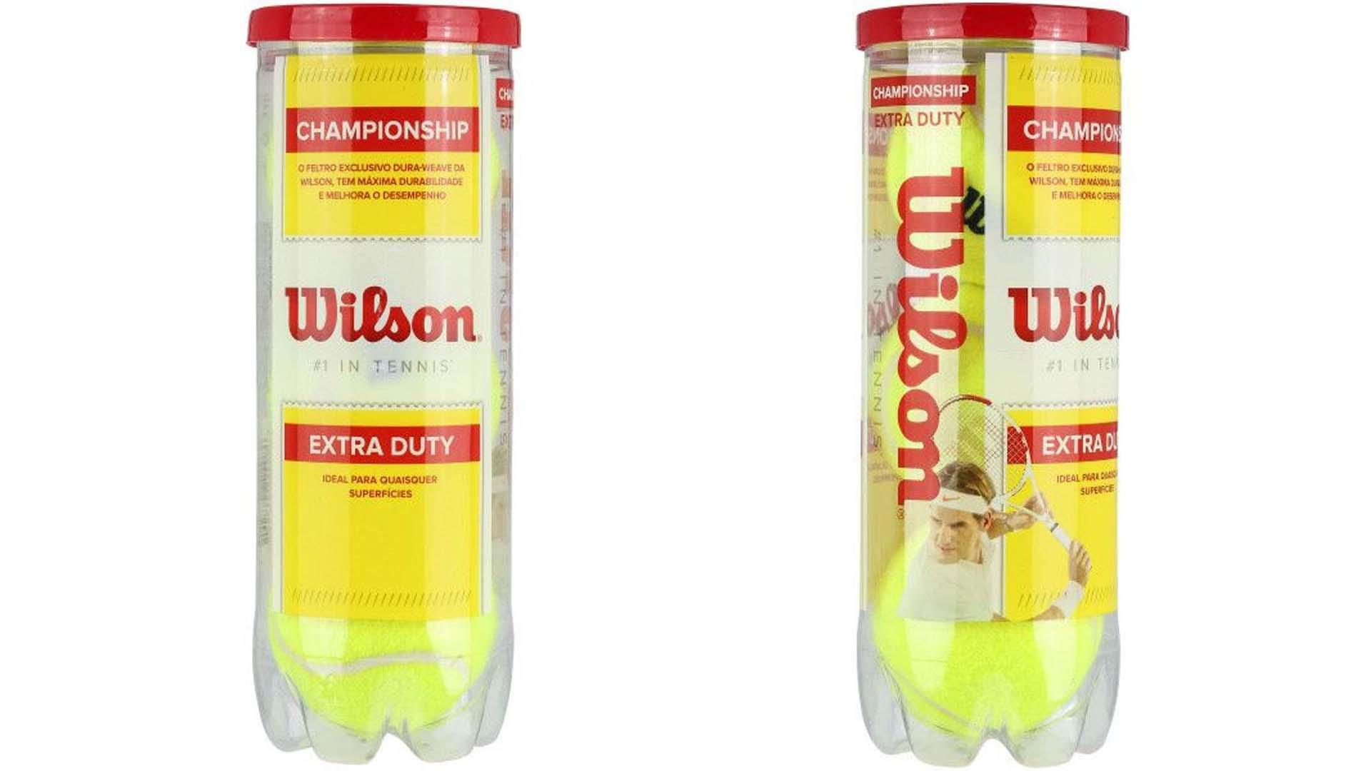 melhores bolas de tenis wilson championship