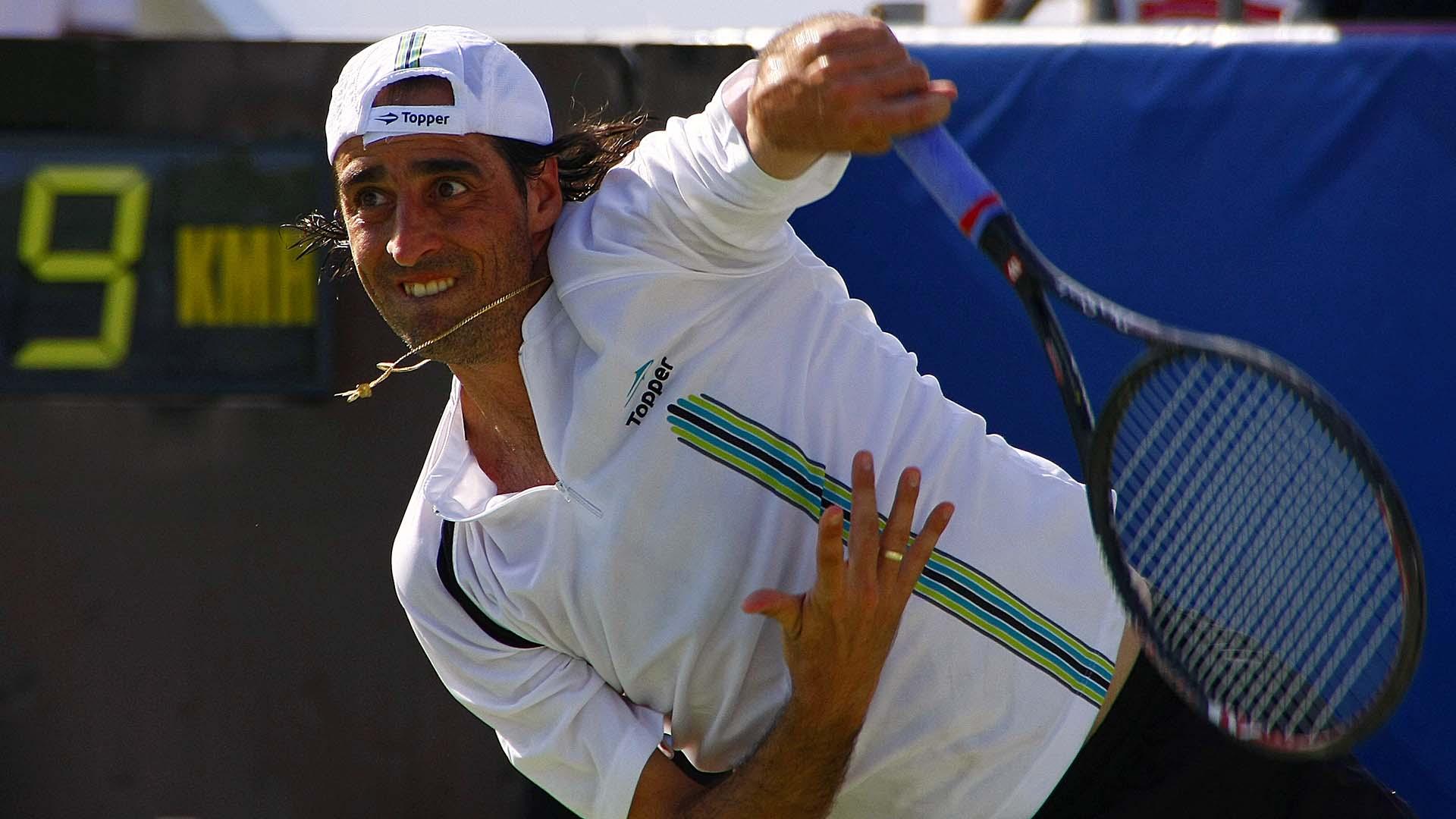 melhores tenistas brasileiros fernando meligeni