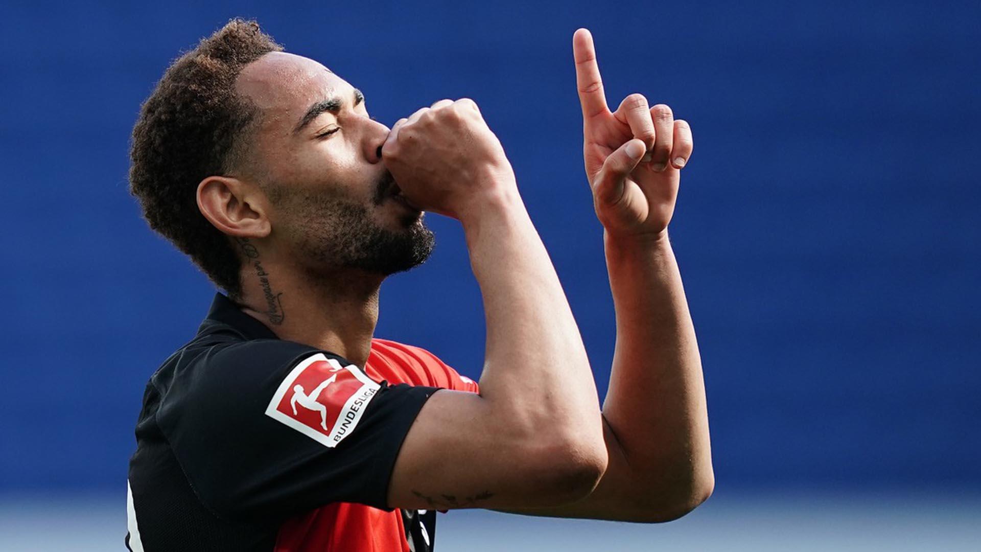 gols mais bonitos de brasileiros na Bundesliga matheus cunha