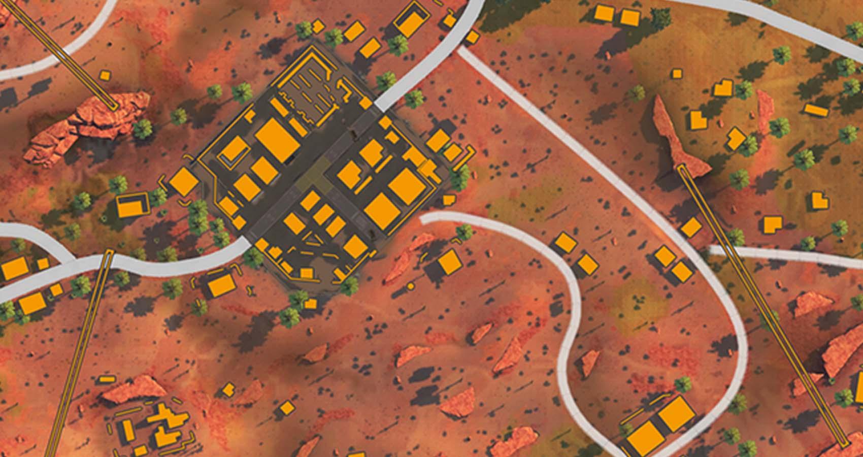 mapas do free fire centro de comando