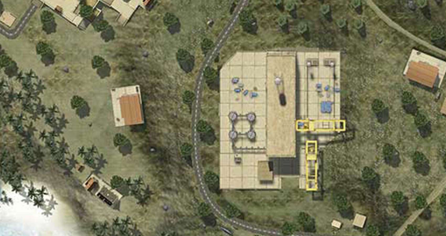 mapas do free fire factory