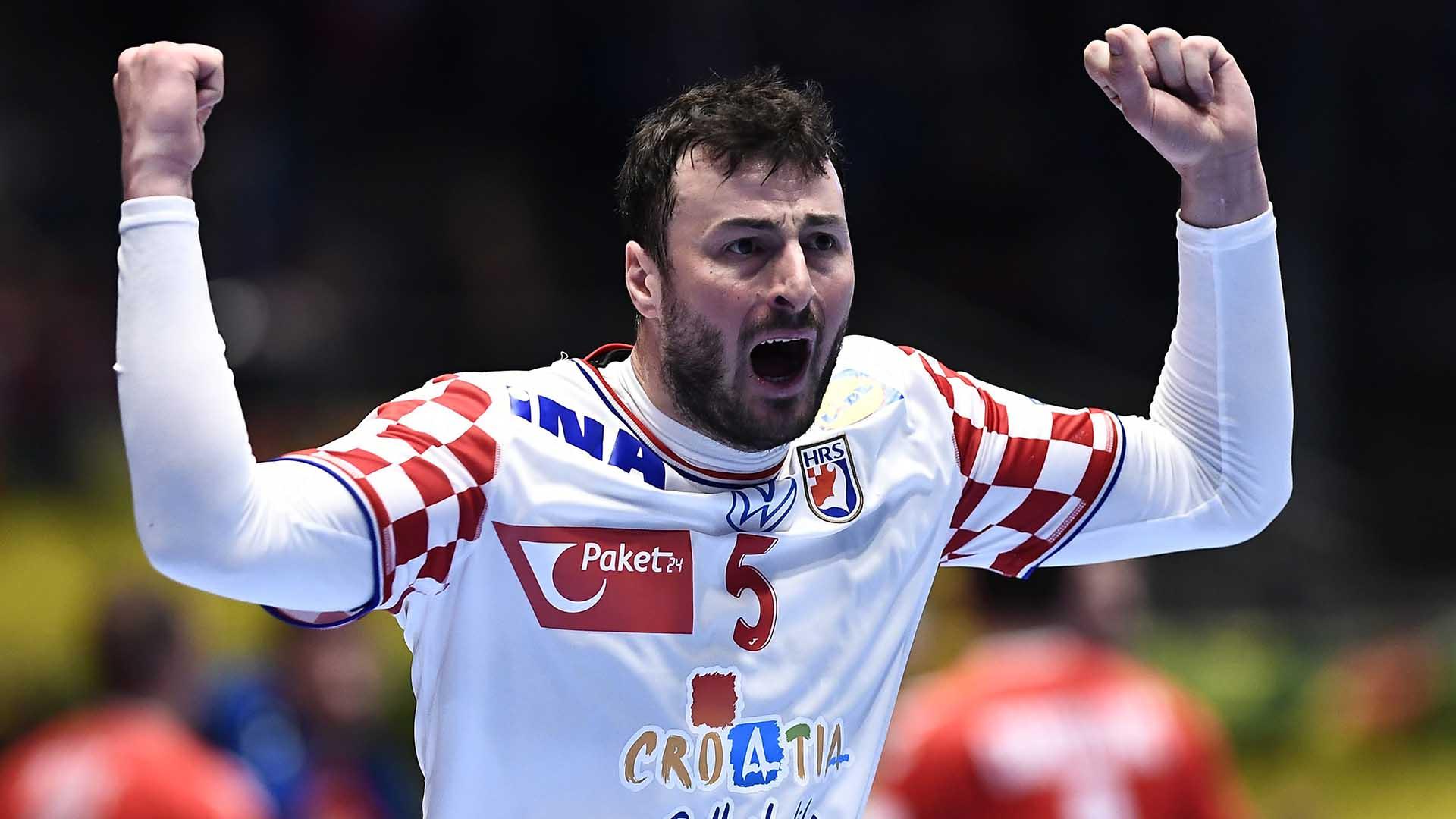 melhores jogadores de handebol do mundo Domagoj Duvnjak