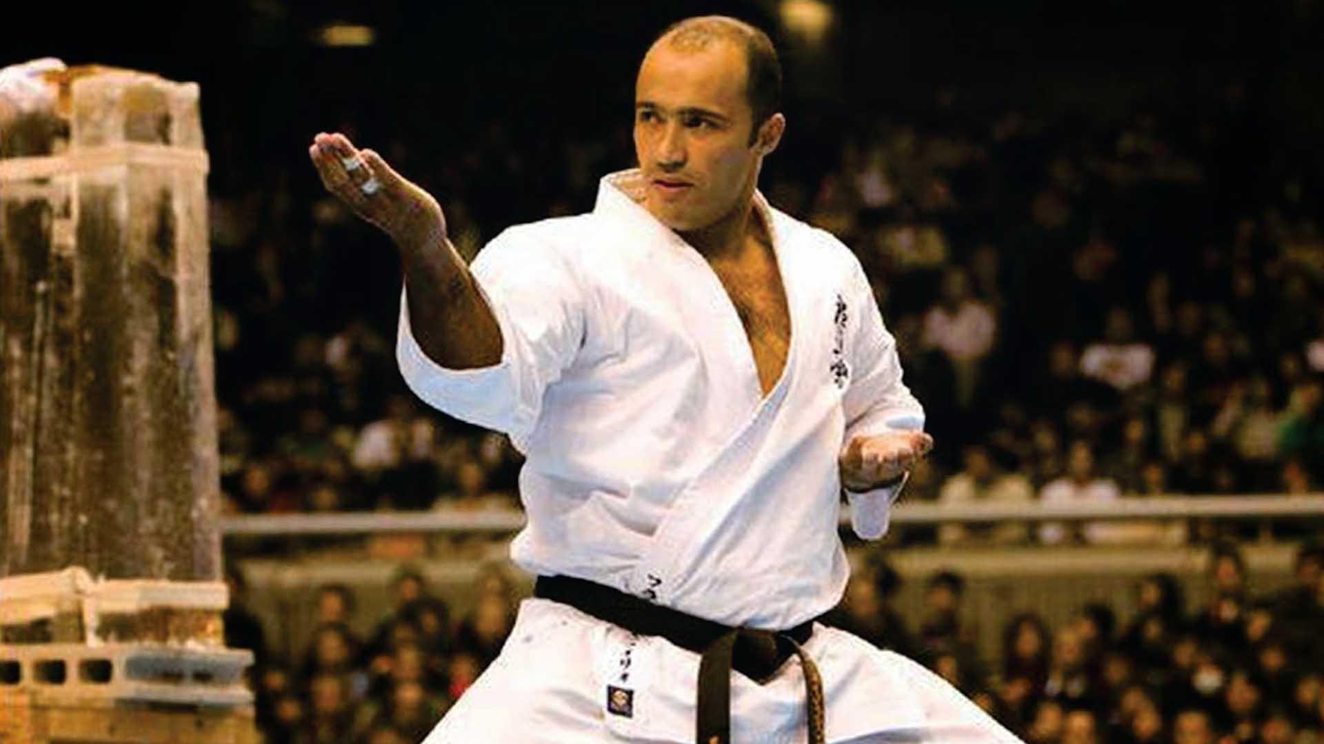 melhores karatecas do mundo Francisco Filho