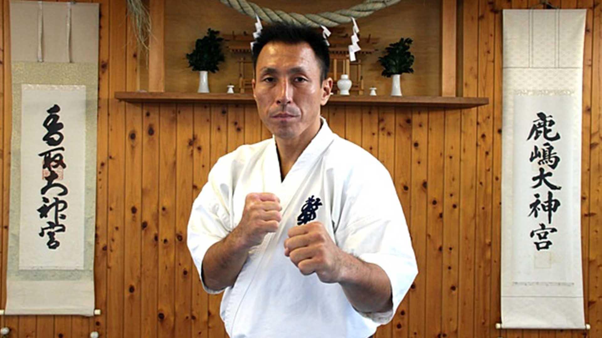 melhores karatecas do mundo Hajime Kazumi