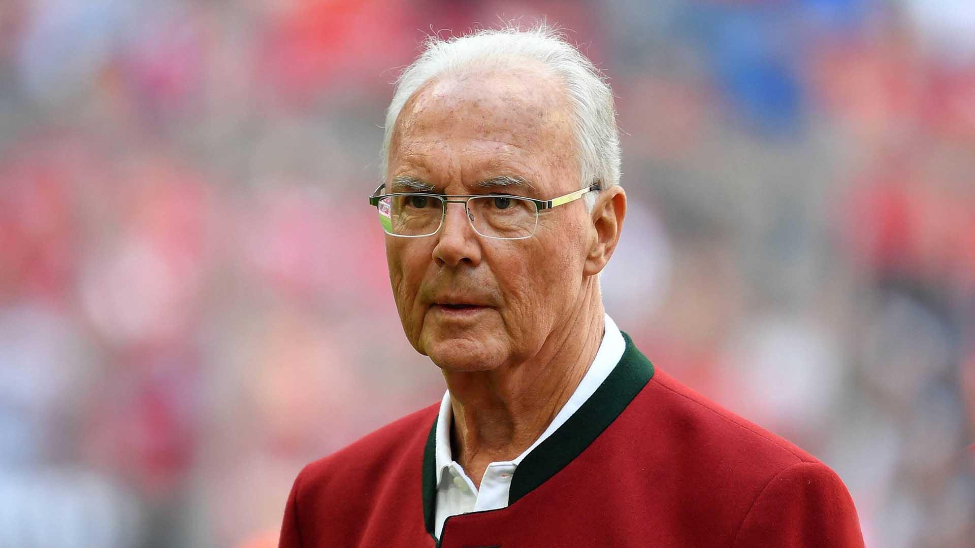 melhores tecnicos da alemanha Franz Beckenbauer